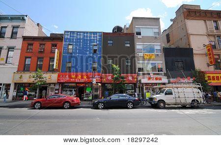 Grand Street New York City