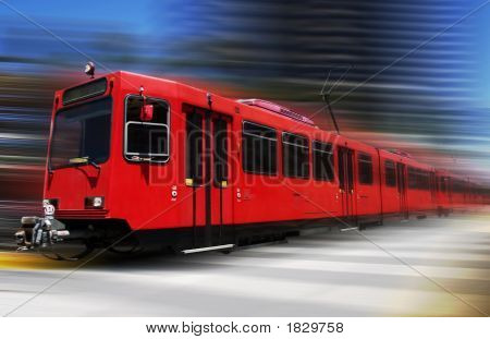 Blazing Trolley
