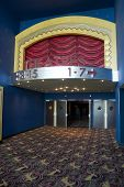 Movie Theater Entrance