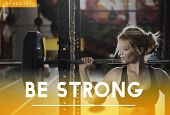 Build Your Own Body Strength Fitness Exercise Get FIt poster