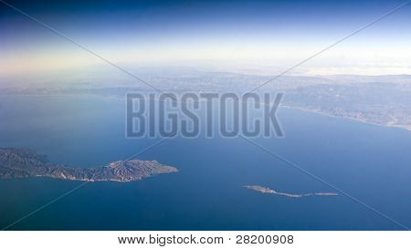 Anacapa and Sant Cruz Islands, CA