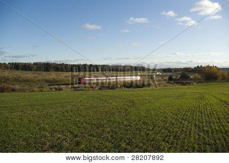 Regina Train