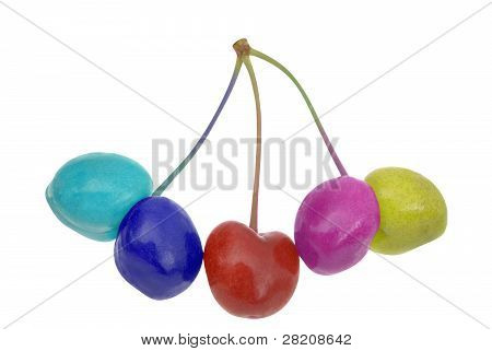 Variegated Cherries