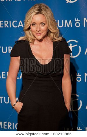 NEW YORK - NOV 10: Actress Jane Krakowski attends the American Museum of Natural History's  2011 Gala on November 10, 2011 in New York City, NY.