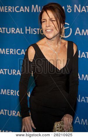 NEW YORK - NOV 10: Marianne Lafiteau attends the American Museum of Natural History's  2011 Gala on November 10, 2011 in New York City, NY.