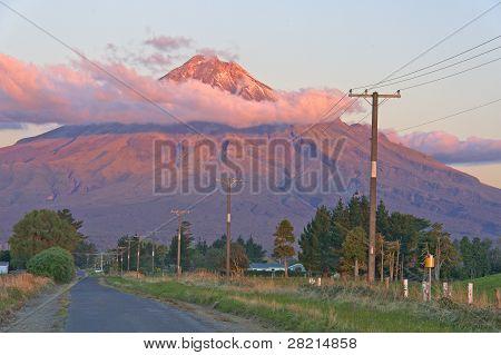 Mt Egmond, New Zealand