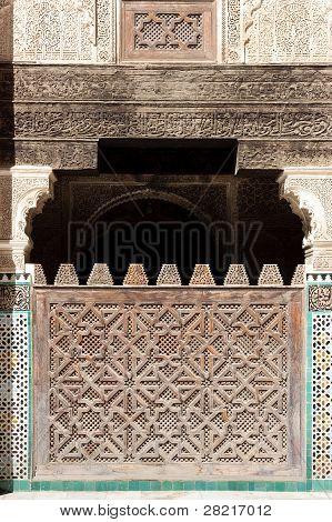 Moroccan architecture