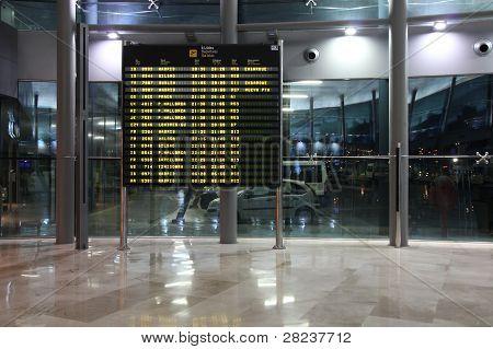 Airport Schedule