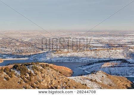 Colorado Front Range And Plains