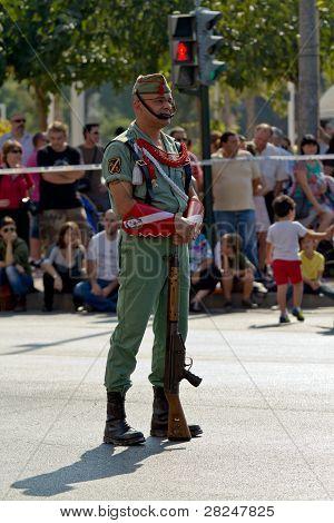 Spanish Legionnaire