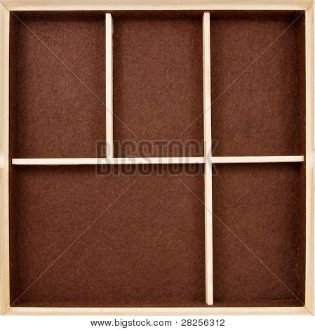 Brown Drawer