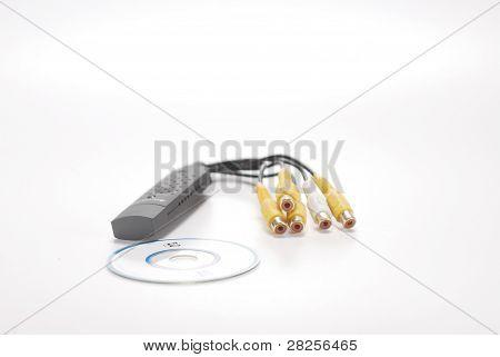 Gravador de vídeo digital Usb