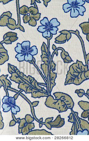 Flower Textile Pattern