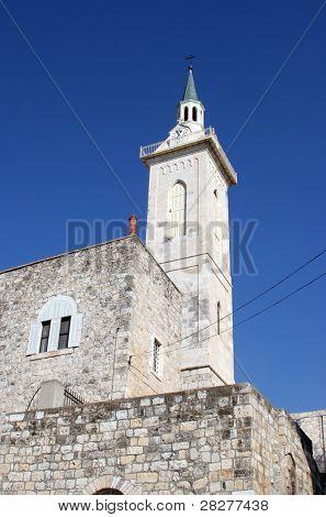 Kirche des St. Johannes der Täufer, Ein Karem, jerusalem