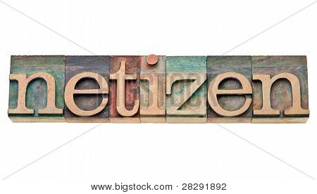 Netizen - Citizen Of Internet