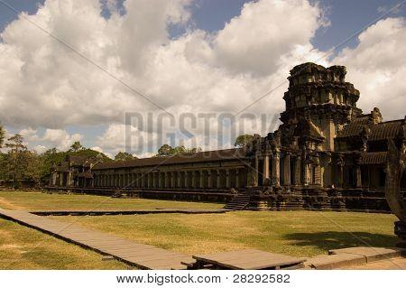 Western Gopura, Angkor Wat, Cambodia