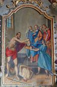 picture of beheading  - The Beheading of Saint John the Baptist - JPG