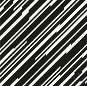 Diagonal Lines Pattern. Abstract Pattern With Diagonal Lines. Vector Illustration. poster