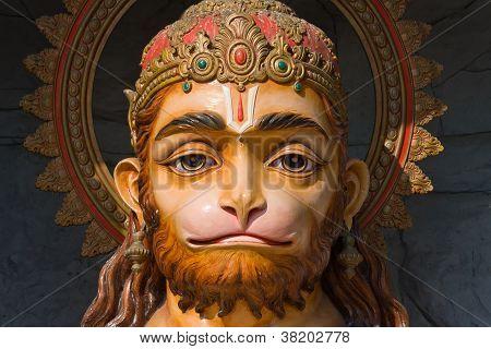 Hanuman Statue In India