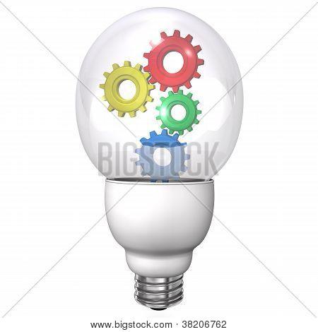 Lamp Gears