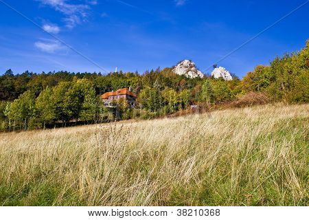 Beautiful Nature Scenery Of Kalnik Mountain