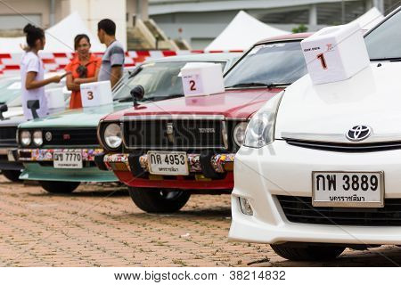 Toyota One Make Race 2012 Show