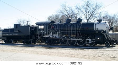 Sp Steam Engine