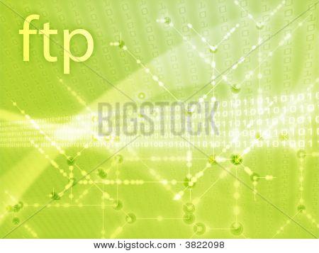 Ftp Data Illustration