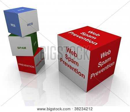 Web Spam Prevention