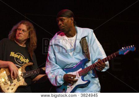 Bernard Allison And Rick Knapp