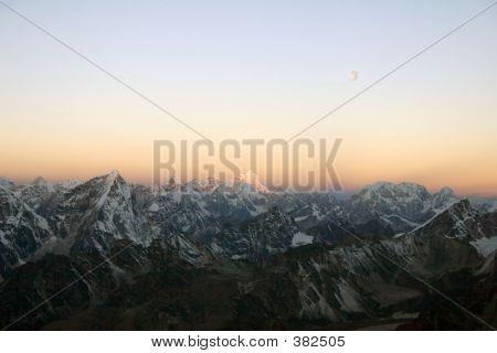 Himalayan Sunrise - Nepal