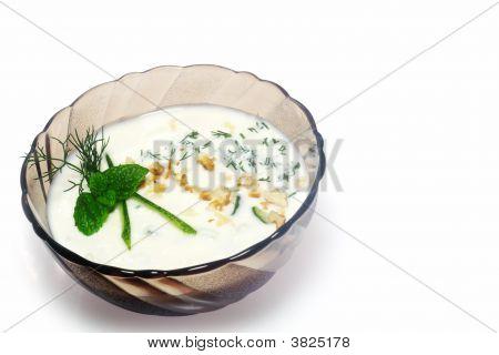 Bulgarian Cuisine - Tarator