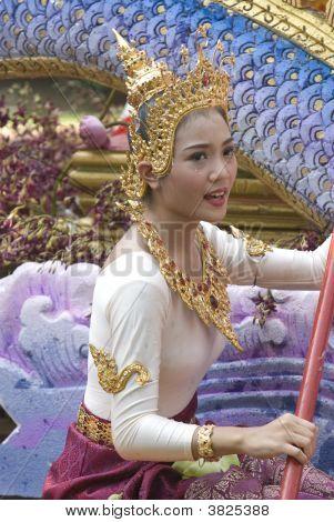 Rap Bua Celebration In Thailand