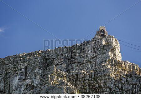 Table Mountain Gondola Station