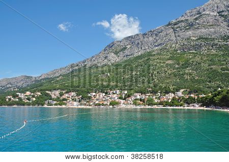 Baska Voda,Dalmatia,Croatia