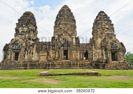 The Khmer Temple, Thailand
