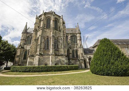 Church In Soissons