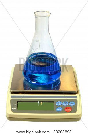 Equipment Of Chemical Laboratory