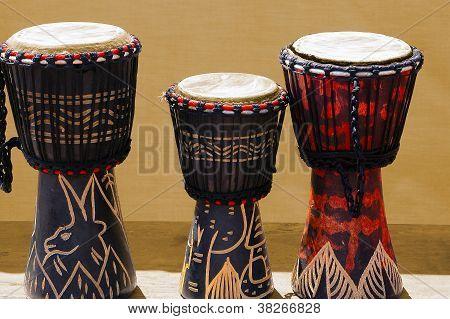 Bongos africanas
