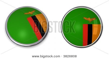 Banner Button Zambia