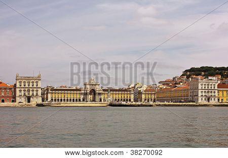 Praca Do Comercio - Lisboa