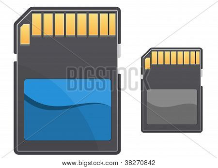Digital Memory Card