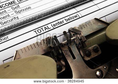 Spending Plan - Total