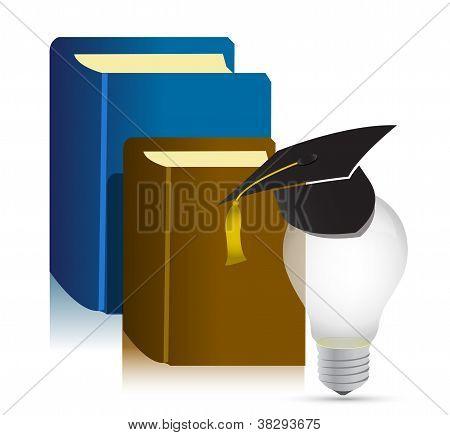 Education Books Idea