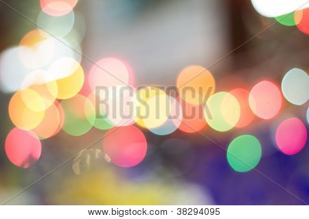 Abstract Boken Background