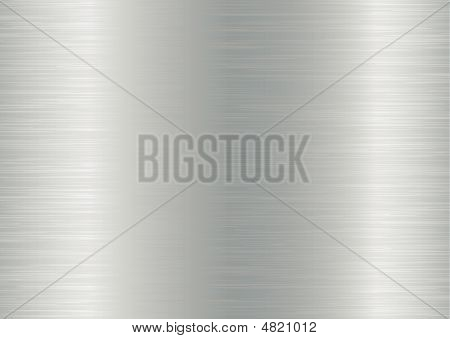 Metal Brushed Elongate