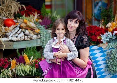 Oktoberfest with mama