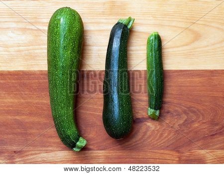 Home-grown Zucchini