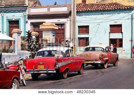 Cuba autos