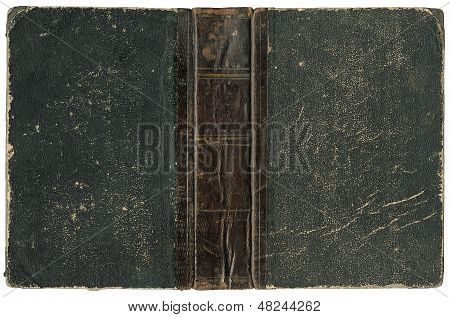 Old Open Book 1875